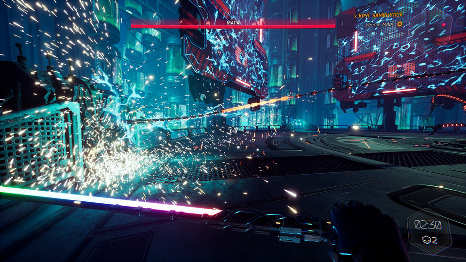 Ghostrunner: Гайд по боссам